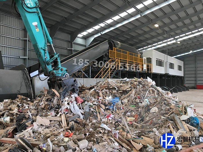 建筑垃圾分選設備廠家